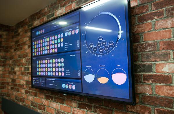 zeus-dashboard-panel de datos